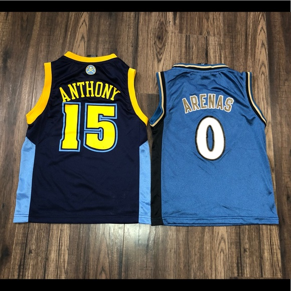 2/$30 BASKETBALL JERSEYS